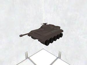 62式偵察軽戦車