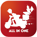 Food Delivery All in One  Order & Carryout icon