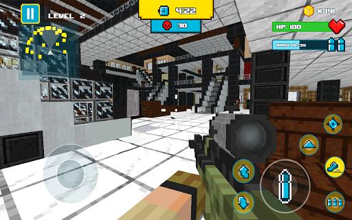 American Block Sniper Survival  screenshots 4