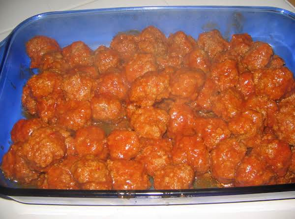 Made These Today 12-06-12.  The Recipe Made About 60  Balls. Oh So Good! Served With Rice And Beans.