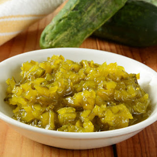Sugar-Free Sweet Pickle Relish