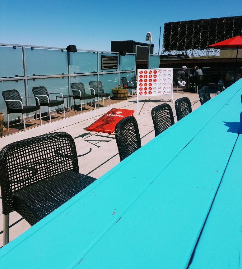 Lowertown Event Prep in St  Paul: Ox Cart Rooftop