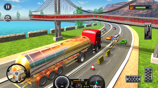 World Heavy Cargo Truck: New Truck Games 2020 0.1 screenshots 8