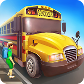 School Bus Game Pro