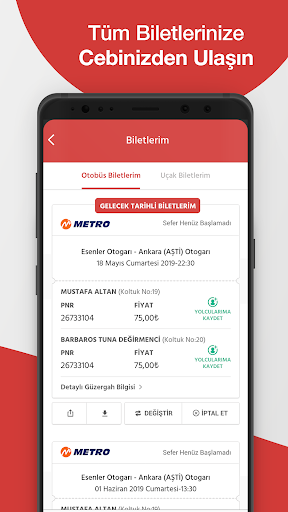 obilet screenshot 5