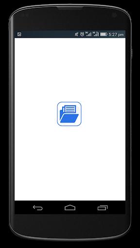 File Explorer 1.04 screenshots 1