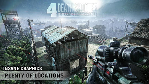 Death Shooter 4 :  Mission Impossible 1.0.1 screenshots 5