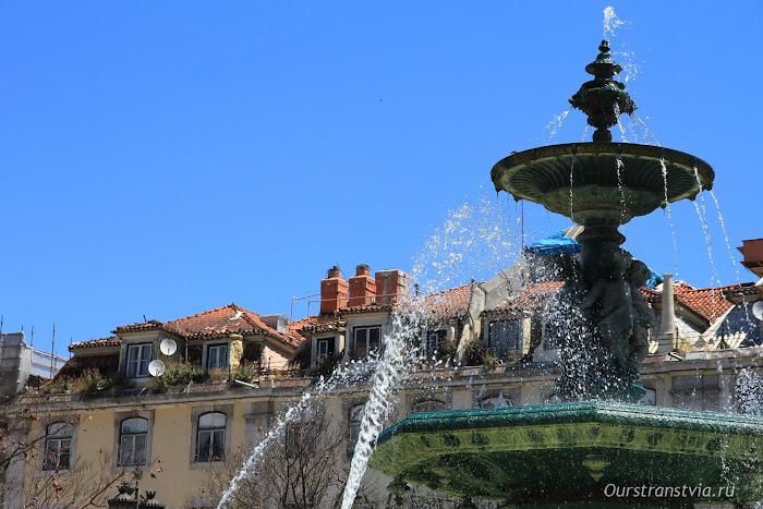 Площадь Росиу, Лиссабон