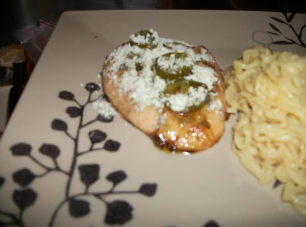 Jalapeño Ranch Chicken Recipe
