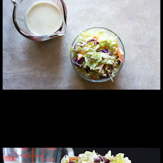 Homemade Creamy Coleslaw Dressing
