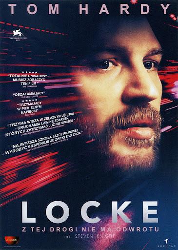 Przód ulotki filmu 'Locke'
