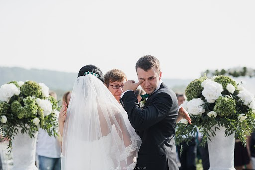 Wedding photographer Denis Kalinichenko (Attack). Photo of 26.11.2014