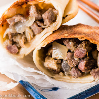 Baked Samosa, Two Ways (Uyghur Lamb Meat Pie, 烤包子).