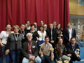 ÉVTT 2014. évi díjazottjai (Szemán Zoltán fotói)
