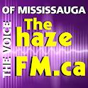 The HazeFM icon