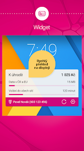 Můj T-Mobile Business Screenshot