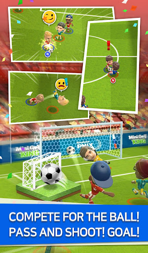 World Soccer King - Multiplayer Football 1.0.4 screenshots 15