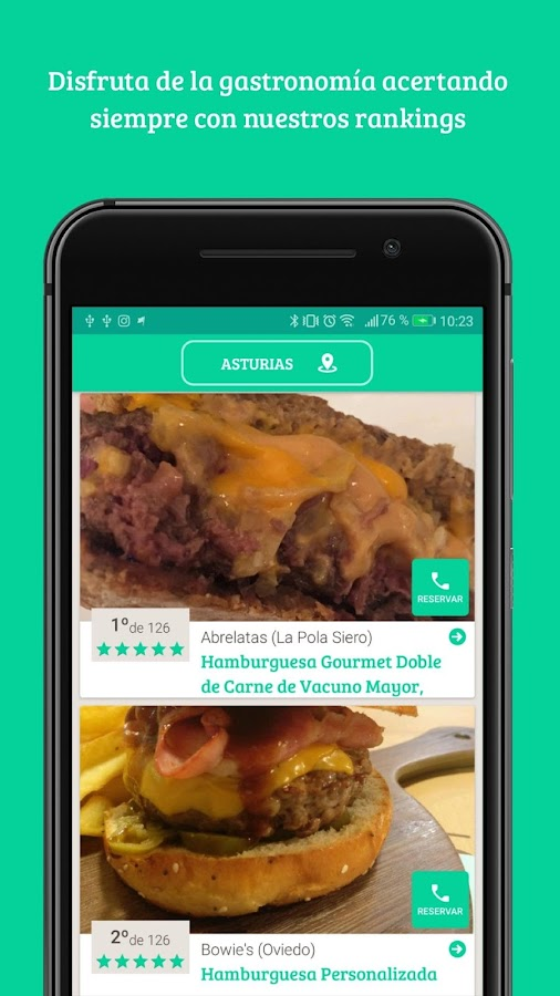 Toptasting - El club de los foodies inteligentes- screenshot