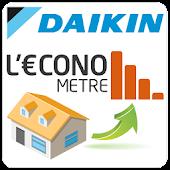 Economètre DAIKIN
