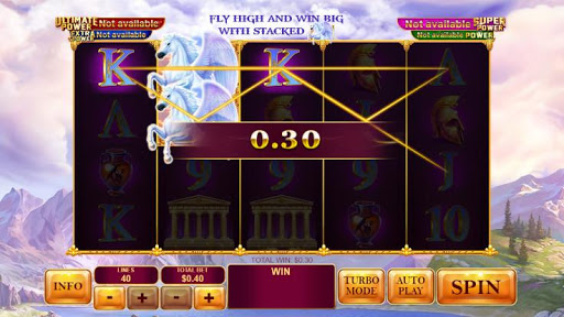 Casino Free Reel Game - RULER OF THE SKY 1.0.1 screenshots 4