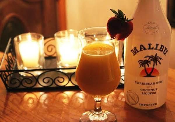 Fruited Coconut Limeade Recipe