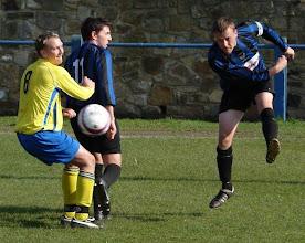 Photo: 17/04/10 v Eccleshall (North West Counties League Div 1) 0-0 contributed by Andy G & Emma J
