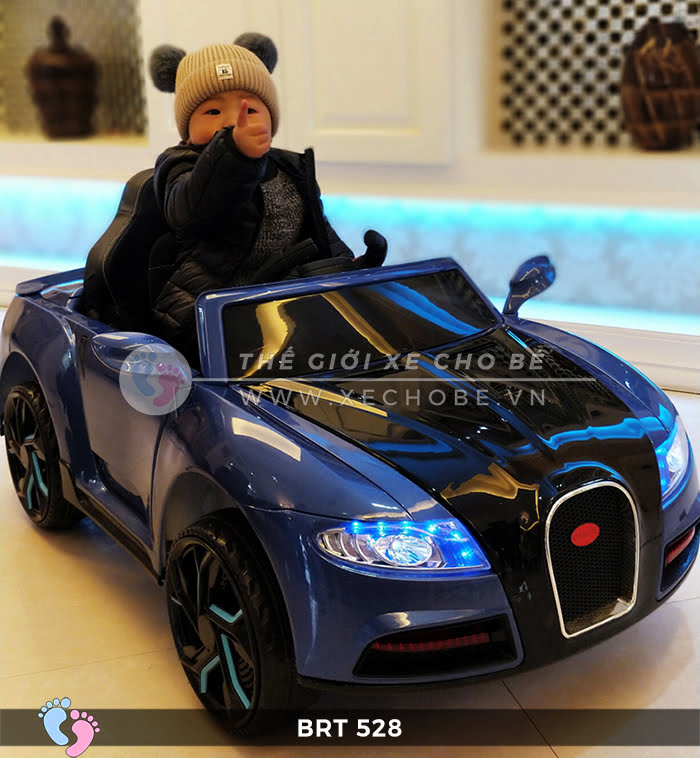 Xe hơi điện cho bé RBT-528 14