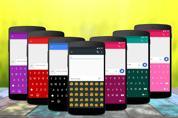 Download Emoji Keyboard Smart Emoticons APK latest version