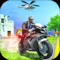 Police Motorbike Driver icon