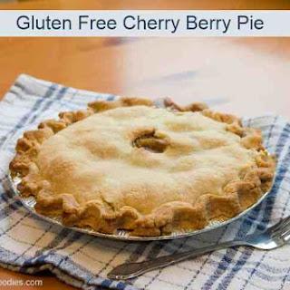 Gluten Free Cherry Berry Pie
