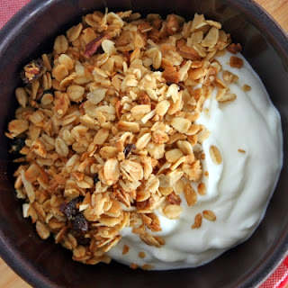 Simple, One-Bowl Granola Recipe