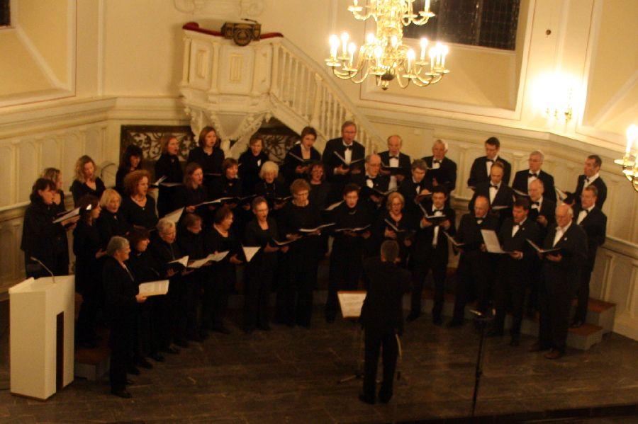 Photo: A-Cappella-Konzert Finkenbergkirche, Stolberg / 09.01.2011