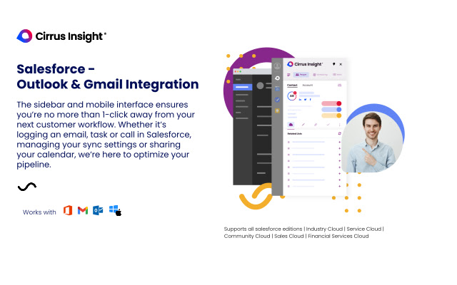 Cirrus Insight for Gmail