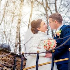 Wedding photographer Elena Bykova (eeelenka). Photo of 09.03.2016