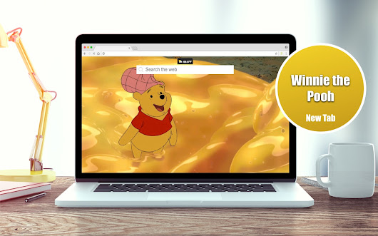 HD Winnie the Pooh Wallpapers New Tab Theme