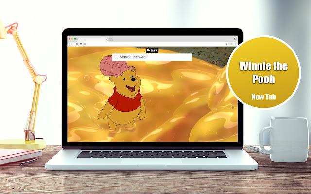 HD Winnie the Pooh Wallpapers New Tab Theme