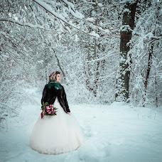 Wedding photographer Valentina Baturina (valentinalucky). Photo of 08.03.2018
