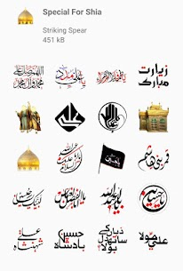 Islamic Stickers, Islamic Stickers For Whatsapp App Download For Android 8