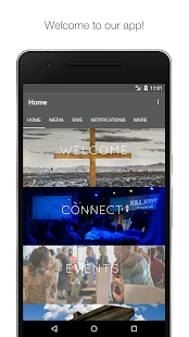 Download Grace Point Church Vegas For PC Windows and Mac apk screenshot 1