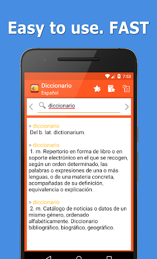 Spanish Dictionary PRO