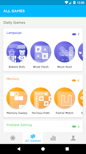 Peak – Brain Games & Training Screenshot