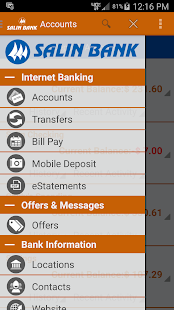 Salin Bank Mobile Banking- screenshot thumbnail