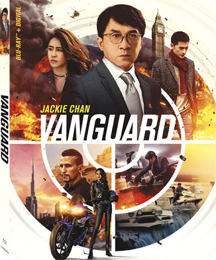 """Blu-ray Review: """"Vanguard"""" Crumbles Under The Weight Of Its Pedestrian Script And Disastrous CGI"""