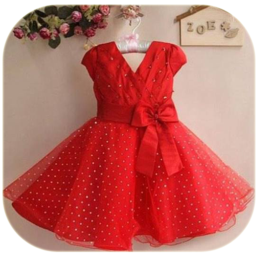 cute frock baby girls design