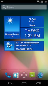 National Weather Service screenshot 7