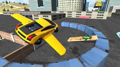 Flying Car City 3D 1.15 screenshots 2