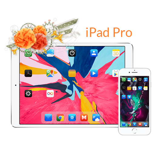 Theme For Apple Ipad Pro 129 2018 Apps On Google Play