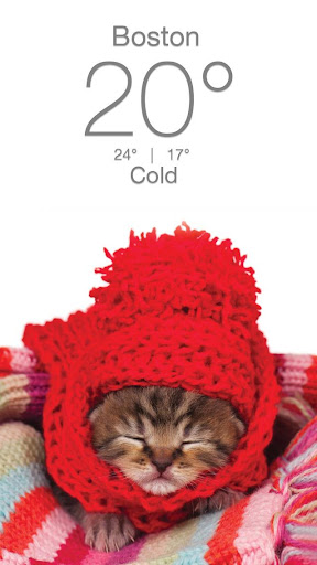Weather Kitty screenshot 5