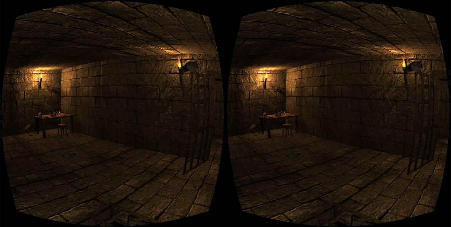 VR Evil's Dungeon- screenshot