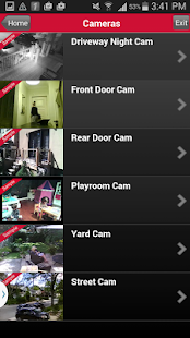 Rogers Smart Home Monitoring - screenshot thumbnail